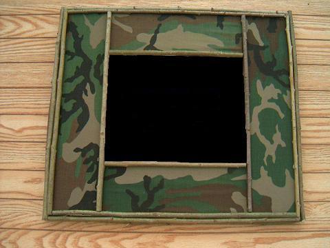 Item # 858- Camouflage