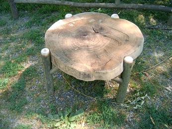 Item# 367 - Sawdust Coffee Table